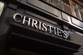 Christie's London office