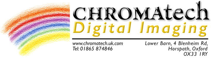Chromatech digital imaging logo