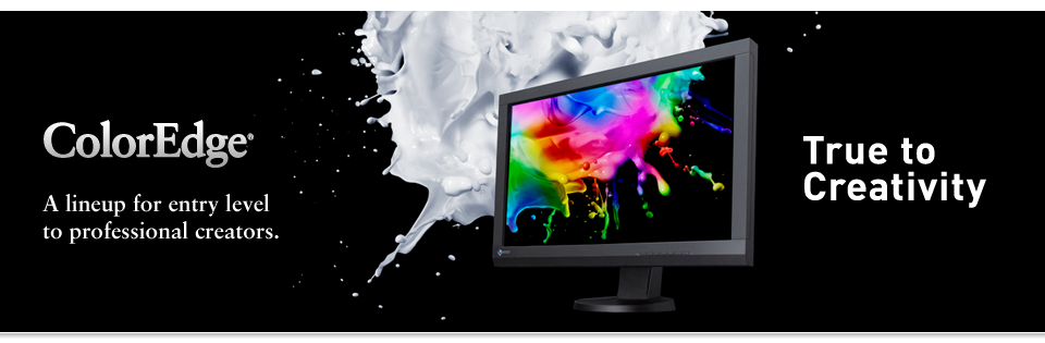 Eizo Coloredge banner 2015